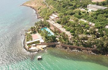 All hotels in Dakar